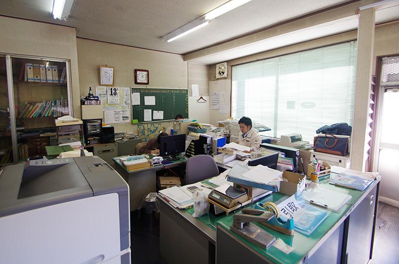小河商店 大阪建材工場