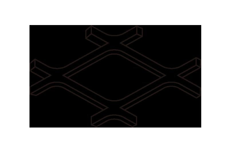 エキスパンドメタル種類菱形