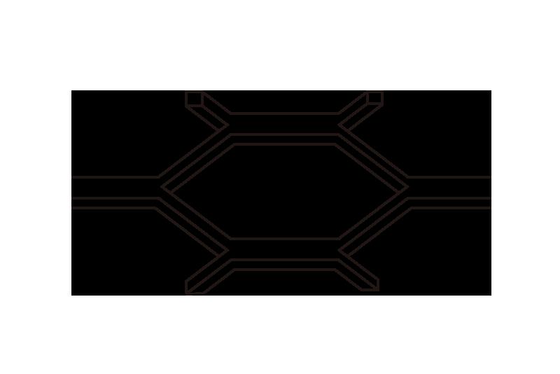 エキスパンドメタル種類亀甲形