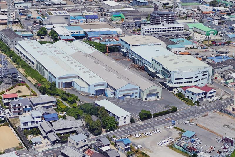 大高鋼板工場
